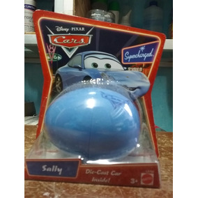 Disney Pixar Cars Sally (supercharged) Huevo De Pascua