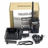 Handie Ht Baofeng Uv 5 Ra Uhf Vhf Full Bateria 2800 Mah