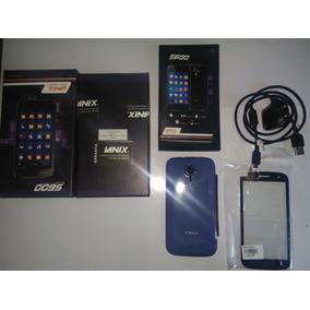 Caja De Lanix S600 Original + Accesorios