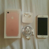 Original Iphone 7 De 32gb Rosa Rosado Rose 4g Libre