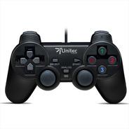 Control De Juegos Gamepad Usb · Dual Shock Análogo / Digital
