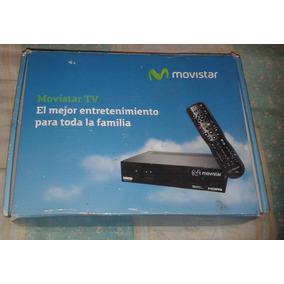 Kit Completo Movistar Tv Hd + Antena Y Cable