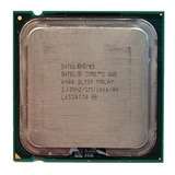 Cpu, Intel Core Tm 2 Duo 6400 Sl9s9 2.13ghz / 2m / 1066/06