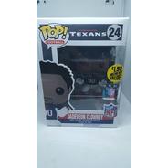 Figura Vinil Nfl Jadeveon Clowney Pop Football Texas