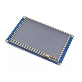 Tela Lcd Nextion 5 Tft 800x480 Touch Para Arduino