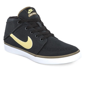Zapatillas Nike Suketo Mid Canvas Gold