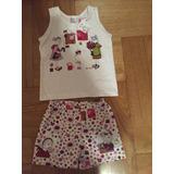 Pijama Infantil Sonhart Tamanho 4