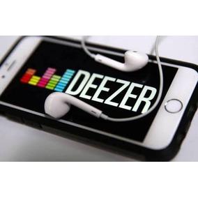 Deezer Premium 1 Ano