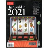 Revista The Economist -  The World In 2021
