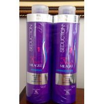 Eico Seduction Santo Milagre Shampoo + Condicionador Litro