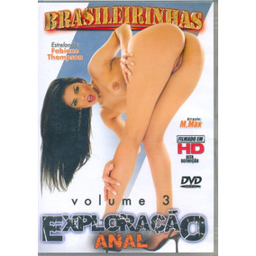 Dvd Boas De Bunda-brasilerinhas Exploraçao Anal 3