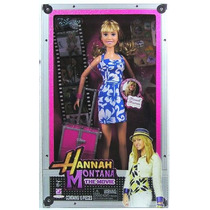 Hannah Montana Movie Line Fashion Doll - Hannah