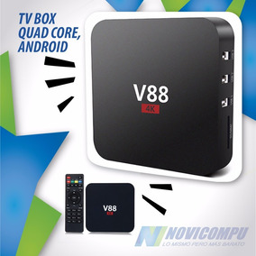 Tv Box Quad Core, Android 8gb, 1gb Ram + Control