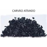 Carvão Ativado 10 Kg Lagos,carpas,jumbos,baterias E Criação