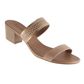966e7a3276 Sandálias Ramarim Com Tiras E Pesponto - Sapatos no Mercado Livre Brasil