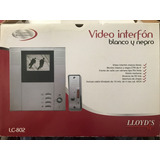 Video Interfón Lloyld