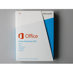 Software Office Home And Business 2013 Esd