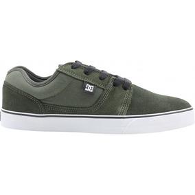 Tênis Dc Shoes Tonik S Dark Green - Surf Alive
