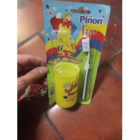 Set De Higiene Retro Piñon Fijo