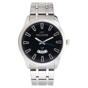 a0964966335ad Relogio Technos Serie Prata - Relógios, Usado no Mercado Livre Brasil