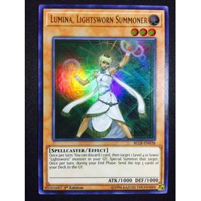 Yugioh Lumina Lightsworn Summoner Ultra 1st Bllr-en038