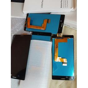 Pantallas Nuevas En Su Caja De Sony M4 Aqua