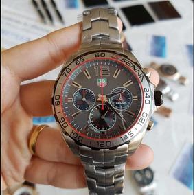 Relógio Mercedes Tag Heuer Senna Ed Limited