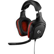 Auriculares Gamer Logitech G Series G332 Black