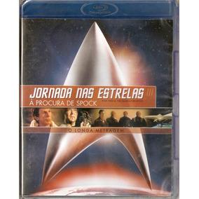 Blu Ray Jornada Nas Estrelas - A Procura De Spock 3 - Novo**