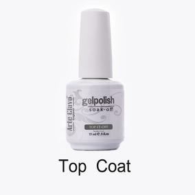Sellador Top Coat Gelpolish 15ml Esmaltado Permanente