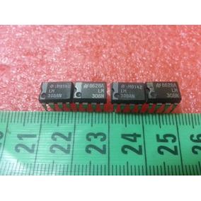 Amplificador Operacional Lm308 An Opam
