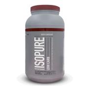 Proteina Isopure Low Carb Sabor Chocolate 3 Lbs Deslactosada