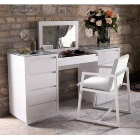Mueble Maquillador Laqueado Puliuretano - Design Dym