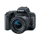 Kit Canon Eos Rebel Sl2 Con 18-55 + Microrode Y Memoria