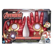 Guantes Iron Man Con Luces Y Sonidos
