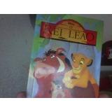 Livro O Rei Leão - Divirta-se Com O Rei Leão! Disney