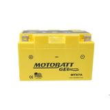 Bateria Gel Motobatt 7 Ah 110 Cca Mtx7a An125burgman/vz400/