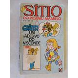 Sítio Do Picapau Amarelo Nº 2! Rge Mai 1977! Leia Anúncio!
