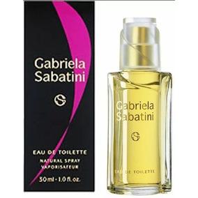 Perfume Gabriela Sabatini 60ml - Original E Lacrado