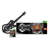 Guitar Hero 6 Warriors Of Rock Bundle - Xbox 360