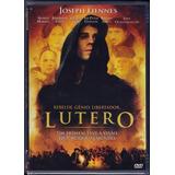 Dvd Lutero Dublado Colorido O Reformador Da Igreja