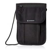 Mini Bolsa De Seguridad Negra,p/cuello, Victorinox(31171901)