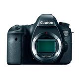 Câmera Dslr Full-frame Canon Eos 6d 20.2mp Full Hd - Corpo