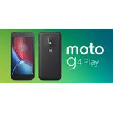Moto G 4 Play, 16 Gb, 2 Gb Ram, Camaras 8 Mp Y 5 Mp, 4g.