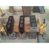 Molde Bloque Cemento Formaleta 12x20x40