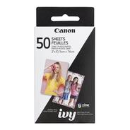 Papel Fotográfico X50 Para Canon Ivy Cliq