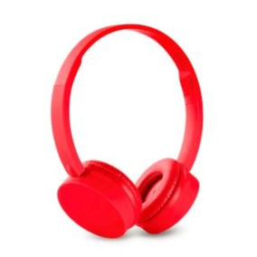 Audifonos Acteck Energy Headphones Bt1 Bluetooth Color Cora