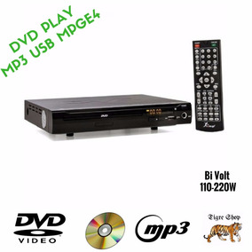 Dvd Play Mp3 Hdmi Usb Karaoke Controle R Display Led