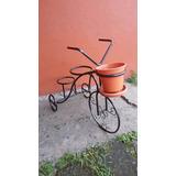 Macetero Triciclo O Esquinero