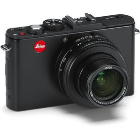 Cámara Digital Leica D Lux 6 ( Negro )